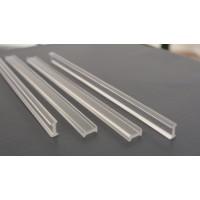 Cam Cama Birleştirici H Polikarbon Çıta 10mm