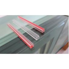 Cam Cama Birleştirici 90 Derece Köşe Polikarbon Çıta 10mm