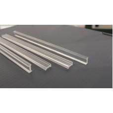 Cam Cama Birleştirici H Polikarbon Çıta 8mm